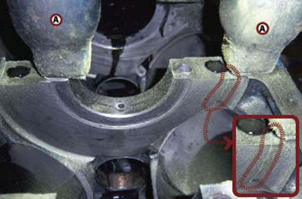 6.5 chevy diesel rebuild magnafluxing